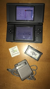 Ds lite with charger/game/sdcard Ridgewood, 07450