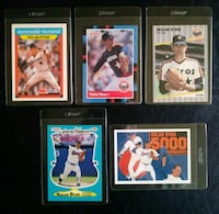 NOLAN RYAN Rare Vintage Cards ( 5 )  Chesapeake, 23320