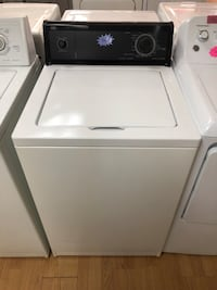 White/Black Roper Top Load Washer  Woodbridge, 22191