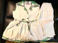 Brand new 2 to 3 year old dress Toronto, M4H 1L2