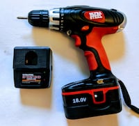 Ultra Steel 18v Power Drill w/Battery and Charger Virginia Beach