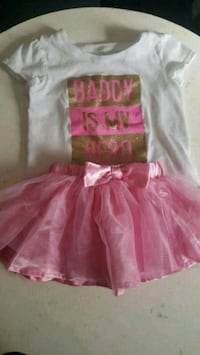 Daddy's little girl outfit Augusta, 30904