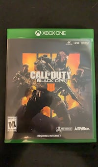 Call Of Duty: Black Ops 4 Xbox One Churchville, 21028