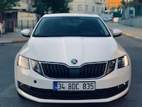 2018 Skoda Octavia OPTIMAL 1.6 TDI CR 115 PS DSG GREEN TEC Pendik
