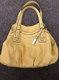 Ellen Tracy Leather Handbag Elk Grove, 95758