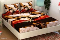 Double bedsheet with pillow cover... Kolkata, 700107