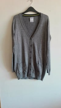 Cardigan gris Madrid, 28040