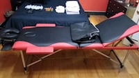 Portable Massage Table w/extras  Providence, 02908