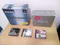 PlayStation + giochi Cinecitta, 00174