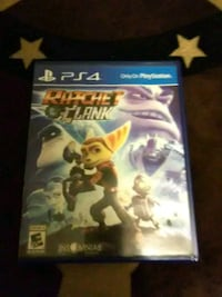 Ratchet Clank PS4 game case Sherman, 75090