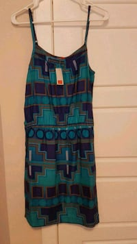 New Blue & Purple summer dress Calgary, T3N 0E4