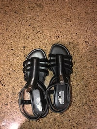 Black sandals never worn size 7.5 Knoxville, 37922