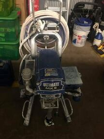 Graco Ultra Max II 695 Airless Paint Sprayer