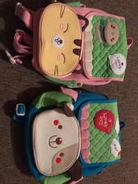 Toddlers Back Pack Tulsa, 74108