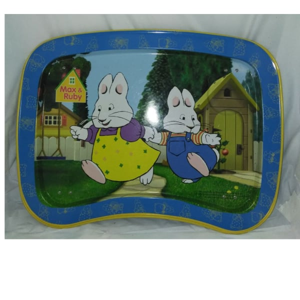 Max & Ruby Play Time Foldiing Tray