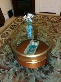 Round Coffee Table Lowell, 01854