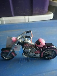 pink Rebel motorcycle Benedict, 20612