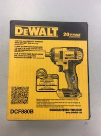 DeWalt Impact wrench BRAND NEW