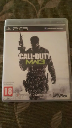 PS3 Call Of MW3 Deber