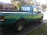 green single cab pickup truck Knoxville, 37917