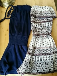 Rompers $5. Must take both Riverside, 92505