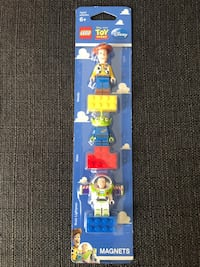 Retired Toy Story Lego Magnet set