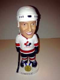 Team Canada 2002 Olympic Gold Mario Lemieux Bobblehead  London
