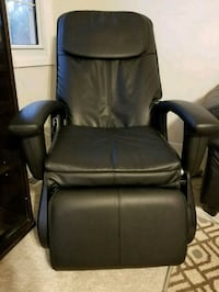Reclining leather Massage chair PRICE REDUCED  Bowie, 20715
