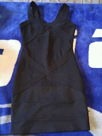Black Dress - Size Small