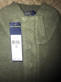 Men's green Ralph Lauren Polo sweater Rancho Cucamonga, 91739