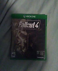 Fallout 4 Xbox game