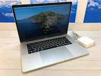 Macbook Pro 15 inch Touch Bar Touch ID500gb 4gb GPU LOADED! NEW~
