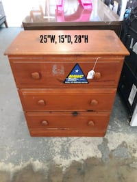 Small chest of drawers  Fort Worth, 76111