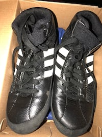 pair of black Adidas Superstar shoes Phoenix, 85027