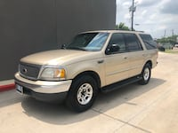 Ford - Expedition - 2000 South Houston