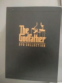 The Godfather dvd collection Toronto, M4J 1M3