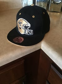 New Orleans Saints Fitted Cap