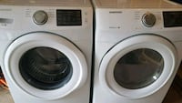 Samsung washer and gas dryer  Youngstown, 44515