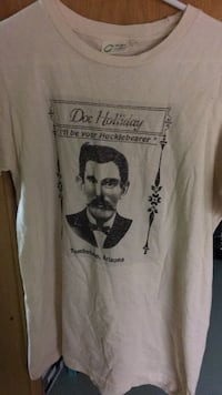 Men's small Doc Holliday t null, V9X 1G7