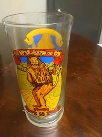 clear glass and red Coca-Cola drinking glass Knoxville