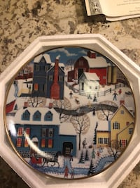 Winter Eve Collective Plate Middletown, 19709
