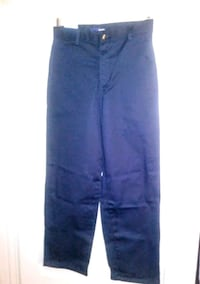 Navy Blue Uniform Pant