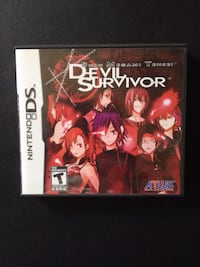 Devil Survivor [Atlus] with Case and Booklet Kingston, ON, Canada