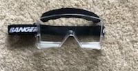 Bangerz Sports Over the Glasses Safety Goggles - $15 (Fairfax, Near Pickett Shopping Center) Fairfax