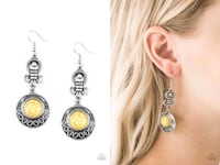 Southern Serenity yellow earring Gaithersburg, 20878