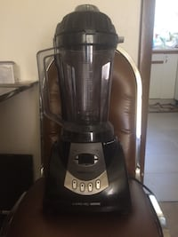 Living Well HEALTHMASTER Model YD-2088E Montel Williams 2 hp. 1200 watt Edmonton, T5W 1K8
