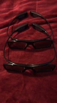Samsung awesome full HD 3-D action glasses, rechargeable up to 4 hours of full action, 5 star rating, New!  $30 each Pflugerville, 78660