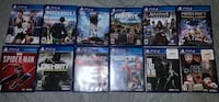 Various PS4 Games Aberdeen, 21001