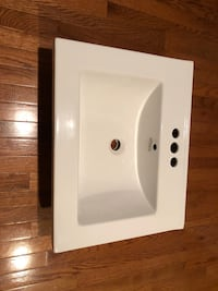 White ceramic sink  Fairfax, 22033