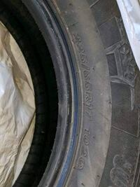 4 Winter Tires 225/65/R17 Guelph